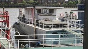 Motor Torpedo Boat 219