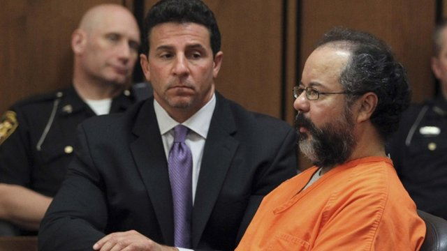 Ariel Castro in court on Friday