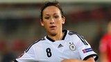 Germany's Nadine Kessler