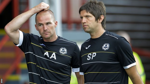 Alan Archibald and Scott Paterson