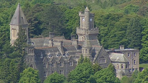 Fort Augustus Abbey