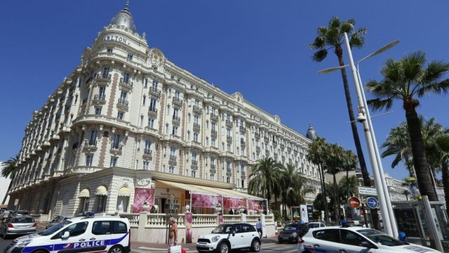 The Carlton Hotel, Cannes