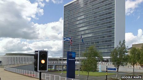 South Lanarkshire Council headquarters