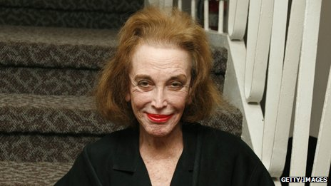 Helen Gurley Brown in 2006