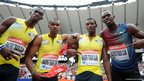 Usain Bolt and Racers Track Club