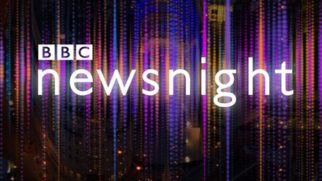 Newsnight logo