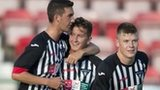Dunfermline hope to be celebrating