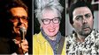 Left-right: Greg Proops, Jenny Eclair, Sean Hughes