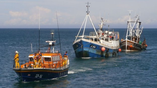 Ramsey lifeboat