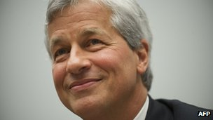 JP Morgan chief executive Jamie Dimon has been trying to improve the image of the bank