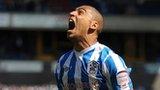 Huddersfield's James Vaughan
