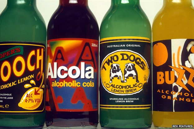 Hooch, Alcola, Two Dogs, Buzz