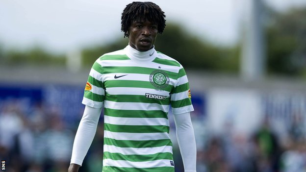 Mo Bangura is contracted to Celtic until 2015