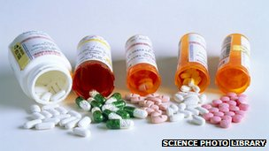 generic prescription pills and capsules