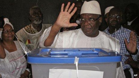 Ibrahim Boubakar Keita