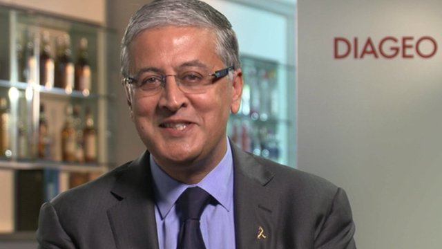Chief Executive Ivan Menezes