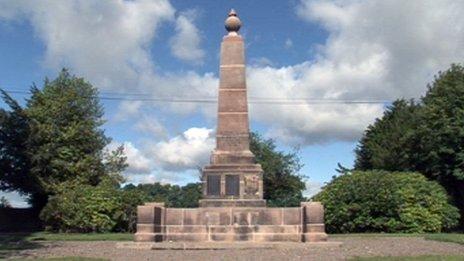 Milnahort Cenotaph