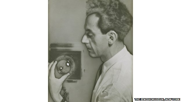 Man Ray - Self-Portrait with Camera