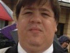 Stafford borough councillor Rowan Draper
