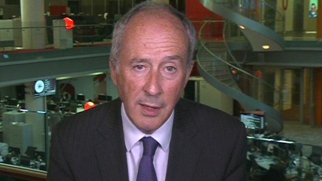 Peter McNamara, former Lloyds TSB executive