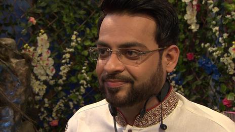 Dr Aamir Liaquat Hussain Pakistani TV show host