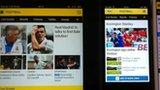 BBC Sport apps
