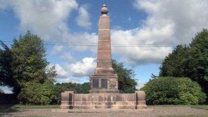 Milnathort Cenotaph
