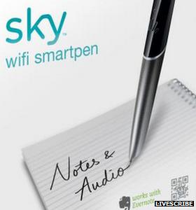 Livescribe Sky smartpen