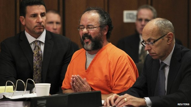 1000 years in jail for Ariel Castro, Cleveland abductor