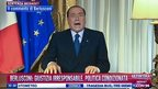 Screen grab from Berlusconi video message