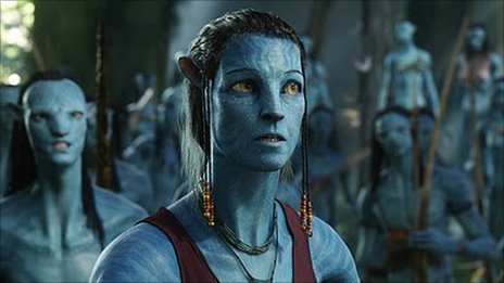 Sigourney Weaver in Avatar