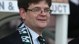 Plymouth chairman James Brent