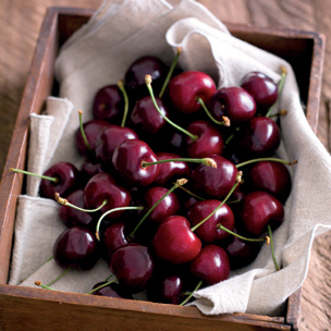British cherries