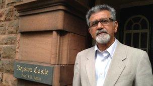 Prof Hassan Amin