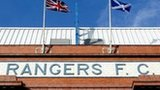 Ibrox Stadium, home of Rangers FC