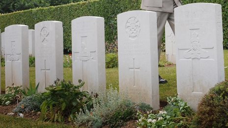 WWI soldiers' relatives sought