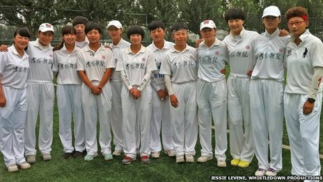 Shenyang Sports University's women's team