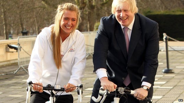 Laura Trott and Boris Johnson will be taking part.