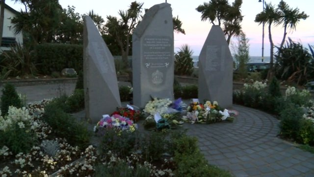 Summerland fire memorial