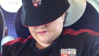 Brentford fan