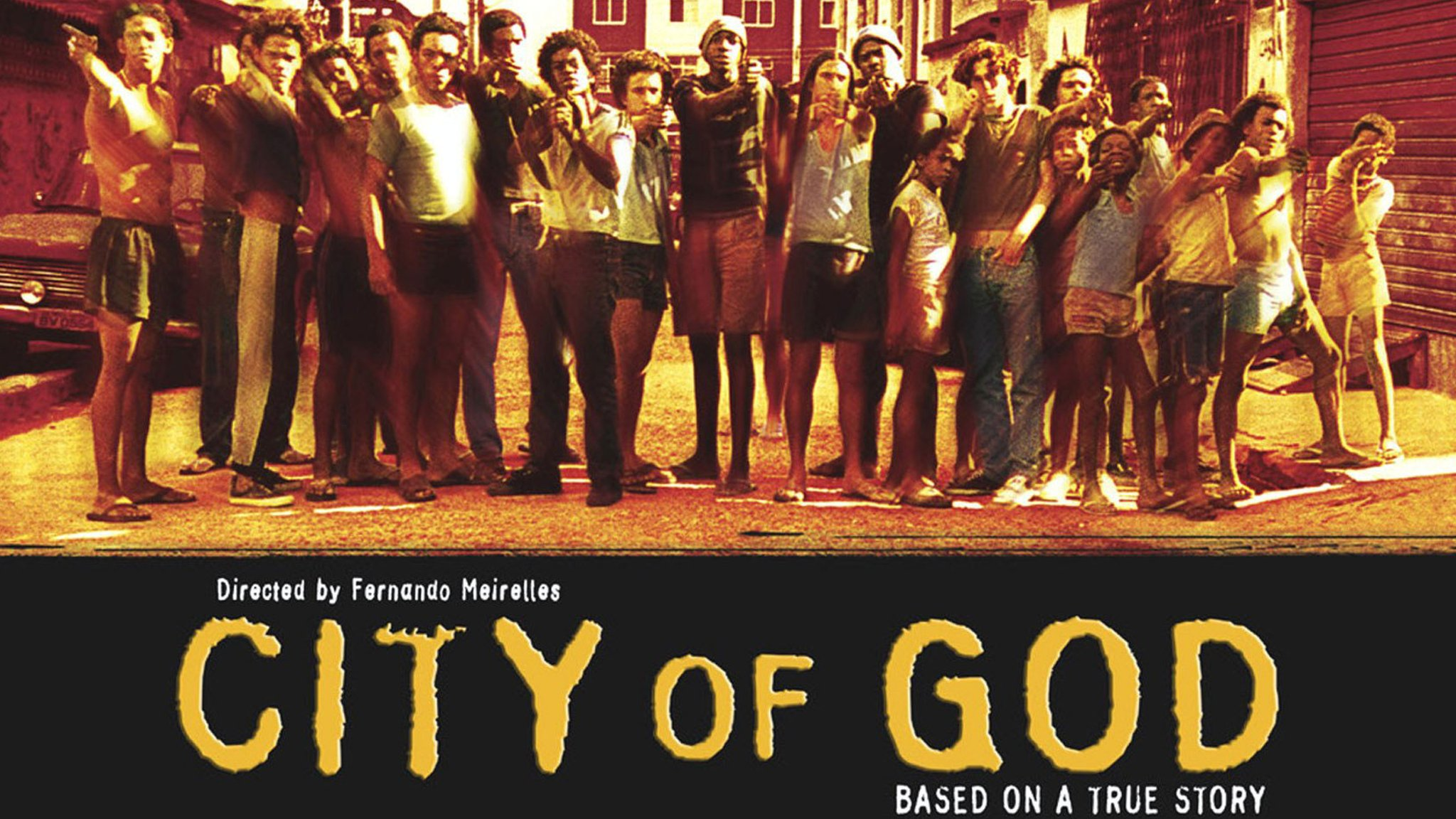 about city of god essay about city of god