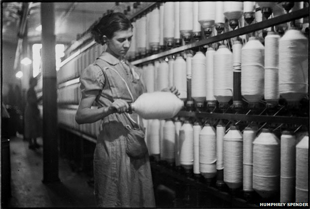 Girl With Bobbin, 1937/38