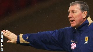 Terry Butcher went from being  England captain to Scotland assistant boss
