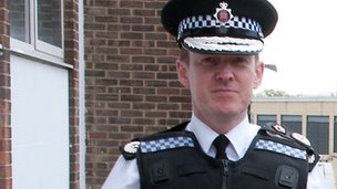 Essex Chief Constable Stephen Kavanagh