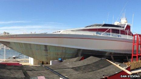 Challenger II in Majorca