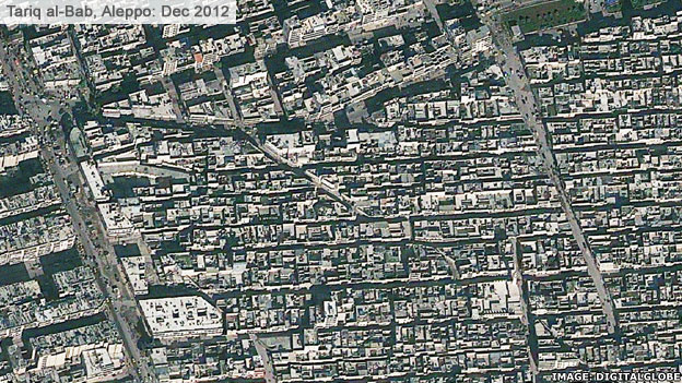 Tariq al-Bab, Aleppo, Dec 2012