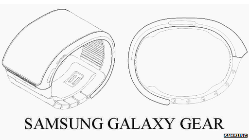 Samsung smartwatch designs