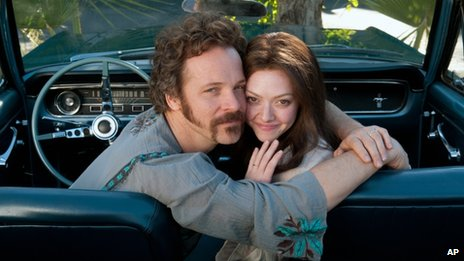 Peter Sarsgaard and Amanda Seyfried in Lovelace