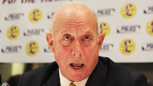 UKIP politician Godfrey Bloom