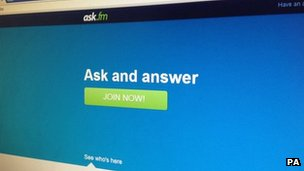 How to see anonymous questions on ask fm